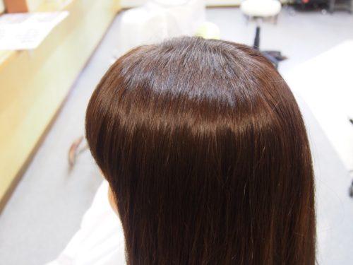 髪質改善 ハリコシ画像