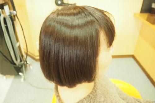 たつの市 髪質改善 画像