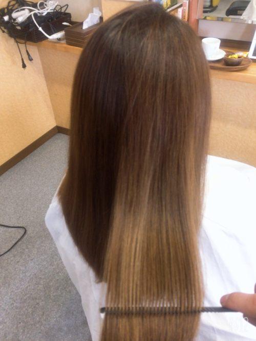 たつの市 髪質改善 美容院 画像
