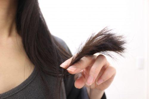 髪質改善 乾燥 パサつき画像