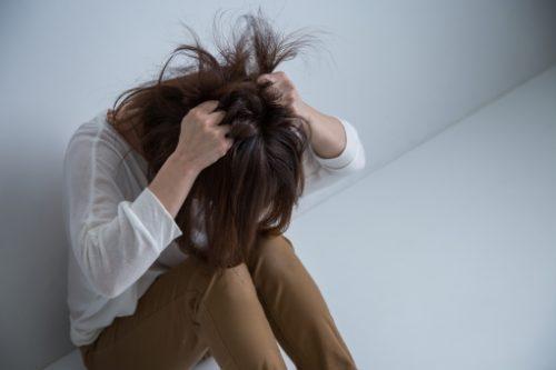 たつの市 髪質改善 ストレス画像