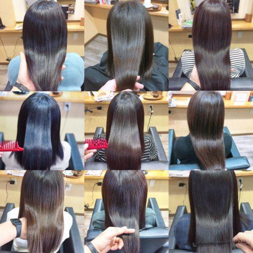 たつの 髪質改善画像